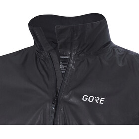 GORE WEAR C5 Gore-Tex Shakedry 1985 Insulated Viz Jacket Men black/neon yellow